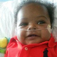 Baby Kylan Sledge